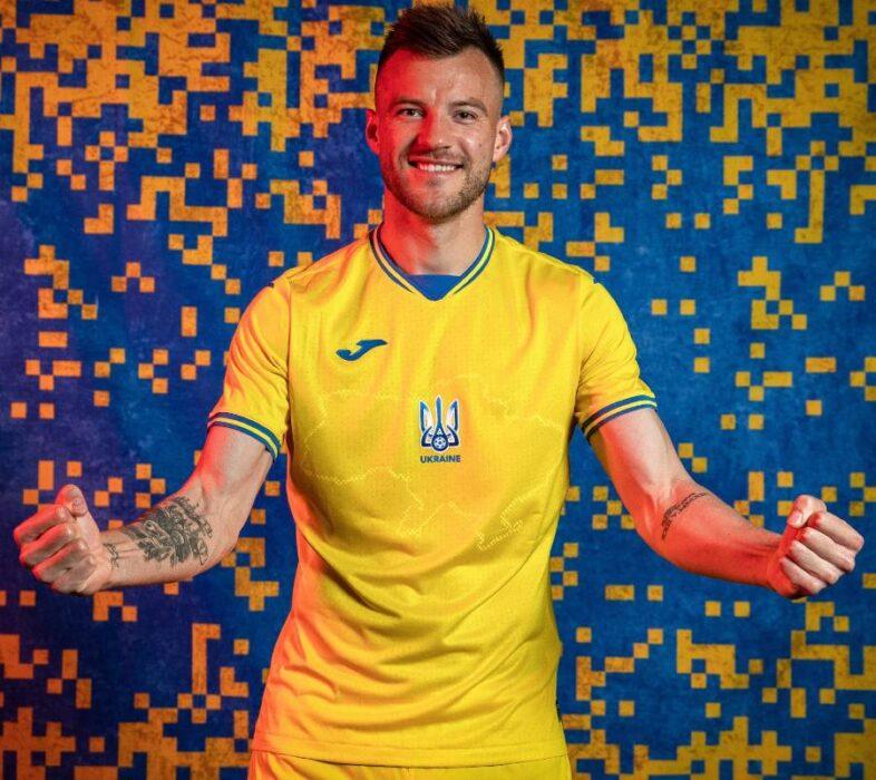 La nueva playera de Ucrania crea nueva polémica con Rusia - Sociedad 3.0